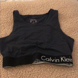 Calvin Klein performance sports bra